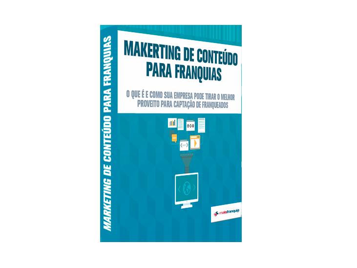 eBook: Marketing de Conteúdo para Franquias