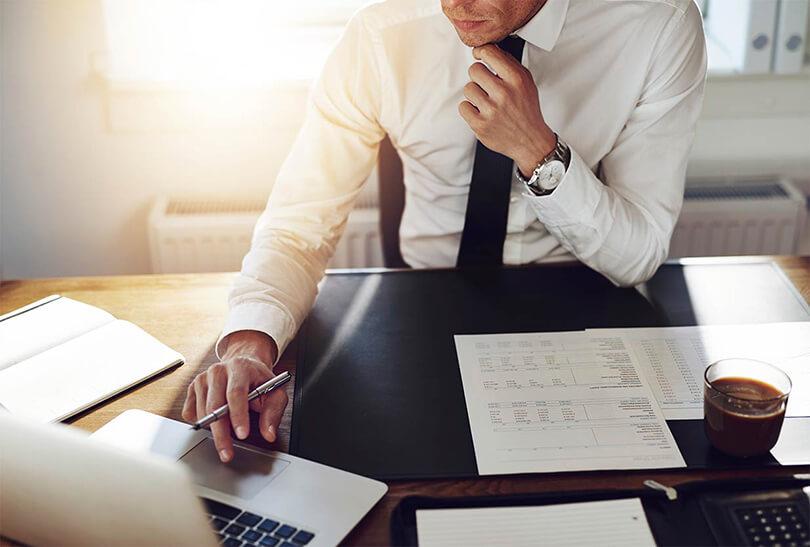 tenha foco e dedicação ao negócio