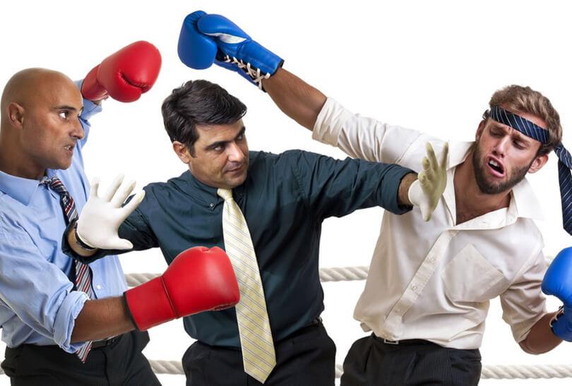 conflitos entre franqueador e franqueados